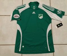 Rare NWT Authentic ADIDAS Deportivo Cali Colombia Soccer Jersey Men's Large in Sports Mem, Cards & Fan Shop, Fan Apparel & Souvenirs, Soccer-International Clubs | eBay