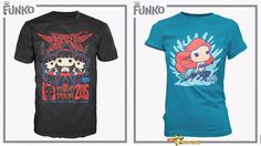 OMG-A Baby Metal Pop tee-I want Funko to make the Pops next!!!!! Hot Topic Funko pop vinyl t-shirts