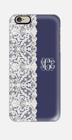 By far, the prettiest Lace iPhone 6 case on etsy! Also comes in many other iphone models - see list below. Cream Lace on Navy blue - classic Cool Iphone 6 Cases, Cute Phone Cases, Iphone 6 Plus Case, New Iphone 6, Best Iphone, Iphone 5s, Damask Patterns, Designer Cell Phone Cases, Personalized Bridesmaid Gifts