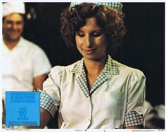 WAY WE WERE - 1973 - orig 11x14 Lobby Card # 6- BARBRA STREISAND, ROBERT REDFORD