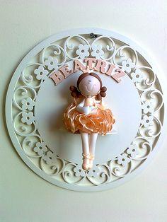 Porta Maternidade p/ Beatriz =)