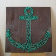 DIY String Art - by prettyloveprettylife