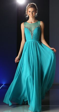 Prom Dresses Evening Dresses UNDER $200<BR>addJ758<BR>Chiffon sweetheart neckline gown with sequins and jewels on sheer overlay front and back.