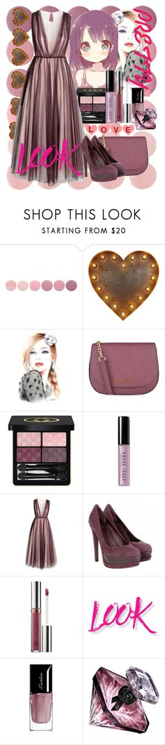 """Lovely Look💖"" by mmsbeg ❤ liked on Polyvore featuring Deborah Lippmann, MICHAEL Michael Kors, Gucci, Bobbi Brown Cosmetics, H&M, Christian Dior, Anastasia Beverly Hills, NYX, Guerlain and Lancôme"