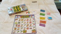 2004 PAYDAY 30th Anniversary Edition Board Game Excellent Conditon Family Night #Hasbrowinningmovesgames