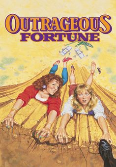 R ~ Comedy = Outrageous Fortune - 1987