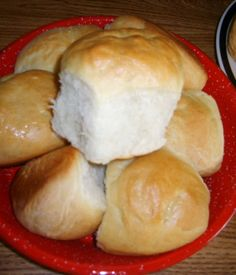 This is a very light and tasty bread recipe that is very easy for beginner cooks to make. I love it because I can make buns and loaves and even Cinnamon buns with the dough. Its perfect for every occasion.