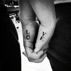 23 Incredibly Creative Couples Tattoos. I like this idea a lil different tho.
