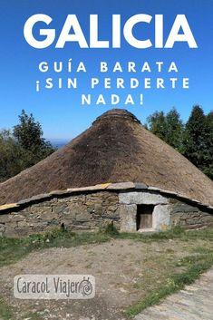 Qué comer, qué visitar y cómo llegar a este paraíso en el norte de España. #Galicia #barato #viajar
