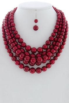 Add bold to you pearls.