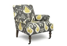 This looks like my fabic....Savannah Armchair