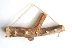 Key Racks  Adirondack Key hook holder Reclaim by BessiesCreations, $35.00