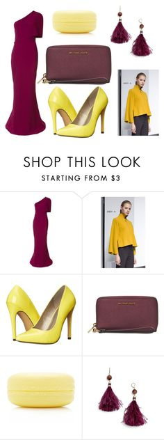 """""""Komplementär!"""" by linus-isotalus on Polyvore featuring STELLA McCARTNEY, Michael Antonio, MICHAEL Michael Kors, Forever 21 and Kate Spade"""