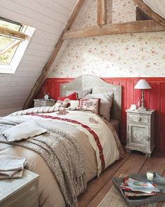 I dream of shabby chic!!!    Beds & Bedrooms by latoya