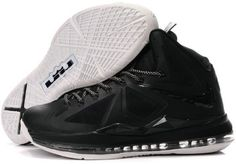 check out 455a7 0aafe Buy Outlet Shop For Sale 2013 Nike Lebron X 10 Mens Shoes New Black from  Reliable Outlet Shop For Sale 2013 Nike Lebron X 10 Mens Shoes New Black  suppliers.