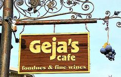 What's Cookin, Chicago?: Geja's Café {Review}
