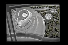 Ennead Architects have won the international competition to design Shanghai's new planetarium for the Shanghai Science and Technology Museum. The architects looked to the heavens for inspiration and created a design which reflects the continuum of Ancient Greek Architecture, Gothic Architecture, Architecture Design, Planetarium Architecture, Shanghai, Science Park, Astronomy Science, Graduation Project, Grand Mosque