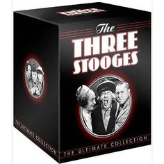 The Three Stooges Collection: Complete Series Box Set