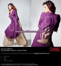 Change Spring Collection For Women 2013
