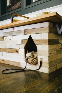 Dog house   ...........click here to find out more     http://googydog.com