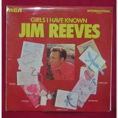 Jim Reeves - Girls I Have Known Vinyl LP Listing in the Mainstream,Country & Folk,LPs & Albums,Vinyl,Music & CD Category on eBid United Kingdom | 140971445