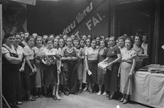 """Working Class History's Instagram profile post: """"On this day, 20 May 1936, the first issue of Mujeres Libres (Free Women) was published, a Spanish anarchist feminist magazine by the group…"""" Live In Spanish, How To Speak Spanish, General Strike, Espadrilles, Spanish Speaking Countries, Working Class, Illustrations, Women Empowerment, Civilization"""