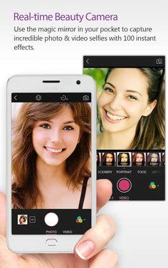YouCam Perfect - Selfie Cam- screenshot