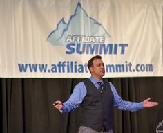 Keynote at Affiliate Summit East 2015, which took place August 2-4, 2015 at the New York Marriott Marquis in New York, NY. #ASE15
