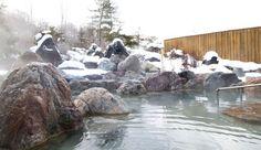 Hot Springs in Hokkaido