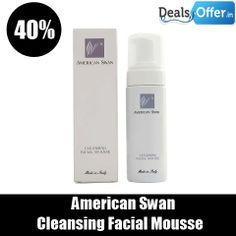 American Swan Cleansing Facial Mousse @ 40% Off