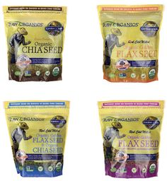 Chia & Flax #Giveaway! Head to the Swanson Health Blog to enter now!