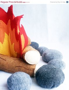 awesome firepit toy