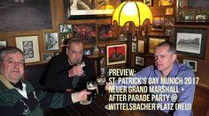 Preview: St. Patrick's Day Munich 2017 am 12.03.2017 mit  neuem Grand Ma...