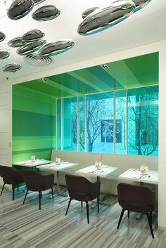 P.S. restaurant by Golucci International Design, Beijing hotels and restaurants