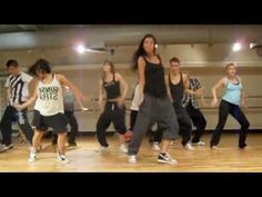 DJ Got Us Falling in Love - Usher - Emily Sasson Choreography... Love this song, and this girl's moves!