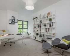 Clean and simple study from BoConcept https://www.boconcept.com/en-gb/stores/find-your-local-store/united-kingdom/scotland/boconcept-glasgow