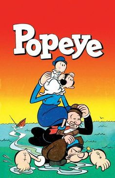 The Home of Popeye the Sailor Man Rare Comic Books, Popeye The Sailor Man, Penguin Random House, Rare Photos, Best Memories, Book Series, Bud, Ebooks, Novels
