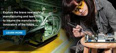 Manufacture Your Future   ALCOA Foundation - #STEM #Resources