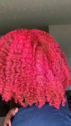 Baddie Hairstyles, Black Women Hairstyles, Pretty Hairstyles, Girls Natural Hairstyles, Dreadlock Hairstyles, Dyed Natural Hair, Dyed Hair, Look Fashion, Black Girl Fashion