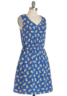 Perfect Pina Coladas Dress, #ModCloth $63