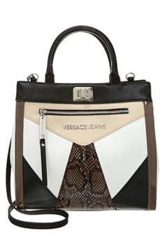 Versace Jeans Handbag - brown £130.00 #TopSale #cute #FashionDesigner