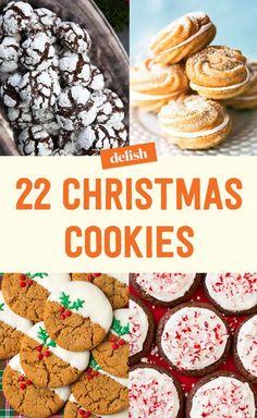 Christmas Cookie Boxes, Christmas Cookies Packaging, Best Christmas Cookies, Christmas Snacks, Christmas Cooking, Holiday Cookies, Christmas Cakes, Christmas Goodies, Christmas Holiday