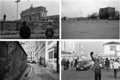 #MuroBerlino25, la capitale tedesca ieri e oggi: le foto. #berlino. #viaggiologia
