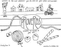 85 Best Children's Bible Verse Coloring Pages images