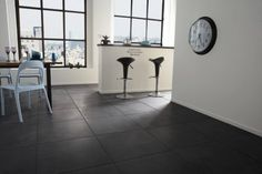 Carrelage Perfect anthracite Tile Floor, Flooring, Home Decor, Bath, Home, Decoration Home, Room Decor, Tile Flooring, Wood Flooring