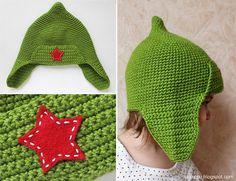 Budenovka - back in fashion)) knit together