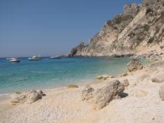 Calypso beach, Othonì, Diapontia islands, Greece