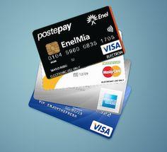 Carta di credito e prepagata