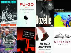 Read a review about some of our most popular books and even read an excerpt from the book!  If you have read one of these books, feel free to leave a comment!  Follow the link to the University of Nebraska Press Blog!