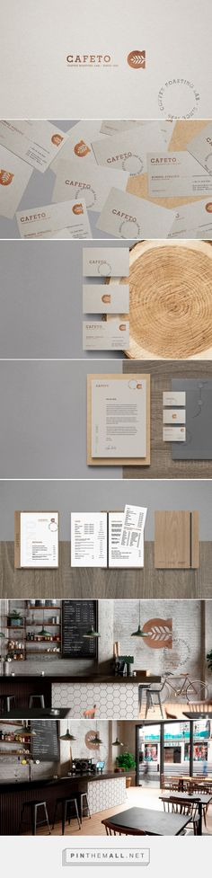 CAFETO. Roasting Lab Branding by Luis Pantaleōn | Fivestar Branding Agency – Design and Branding Agency & Curated Inspiration Gallery #coffee #coffeebranding #branding #brand #brandinginspiration #branddesign #design #logo #behance #dribbble #pinterest